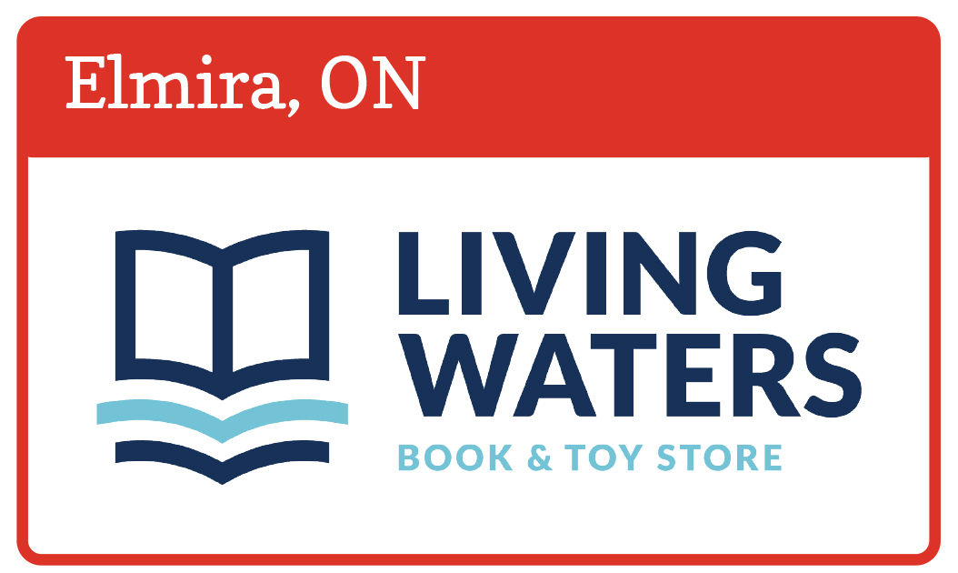 Living Waters Book  & Toy Store logo